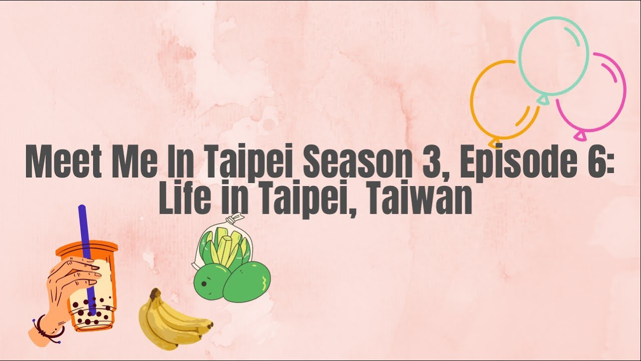 Download MEET ME IN TAIPEI SEASON 3, EP. 6: A Briefing about America & Taiwan