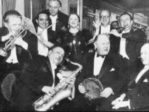 Das blonde katchen Adalbert Lutter & sein Tanzorchester (1940)