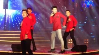 Cause I love you [live] - Noo Phước Thịnh tại Be U+ Honda