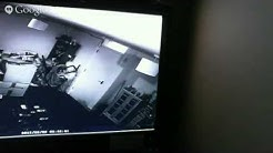 Live DRV Cam in Living Room with GhostBox session while in BedRoom 11:15 till 4am