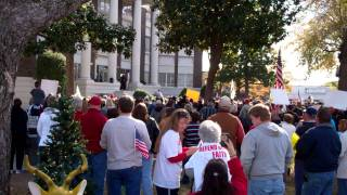 Athens Texas - Nativity Rally
