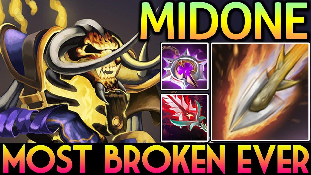 Dota  Broken Build