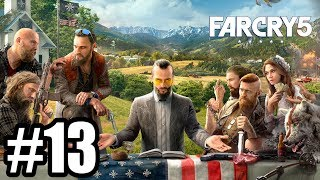 PODNIEBNA MASAKRA - Let's Play Far Cry 5 #13