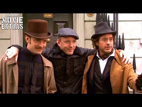 Go Behind The Scenes Of Sherlock Holmes: A Game Of Shadows (2011)