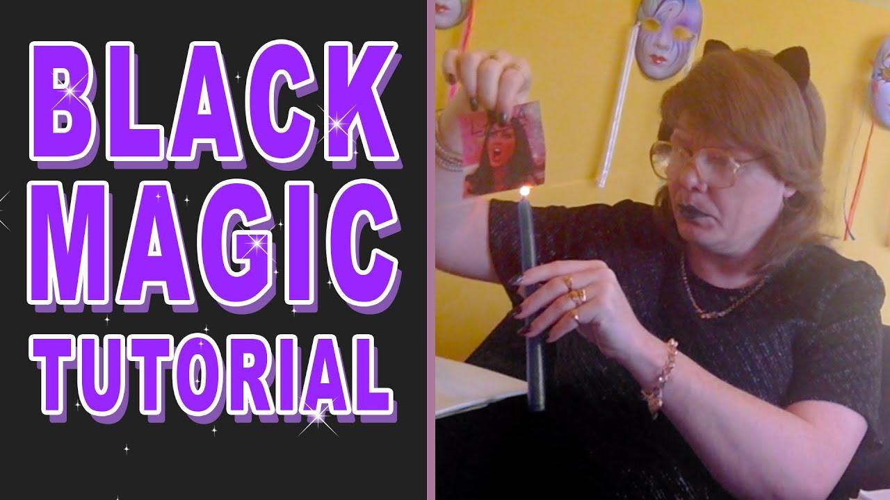 BLACK MAGIC TUTORIAL