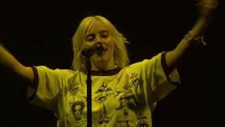 Billie Eilish - Happier Than ever/Bad Guy (Live - Live Is Beutiful Festival 2021)