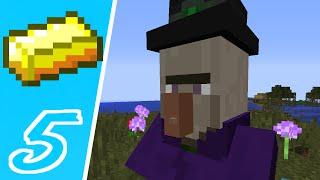 Dansk Minecraft - Pengebyen #5: FANGET AF HEKS!!