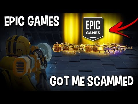 *NEW* Epic Games Goes Undercover With Scammers! (Scammer Gets Scammed) Fortnite Save The World