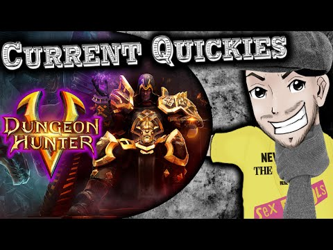 Dungeon Hunter 5 (iOS Review) - Current Quickies