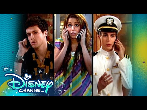 Miley Stewart's Love Triangle Dilemma! 😍 | Throwback Thursday | Hannah Montana | Disney Channel