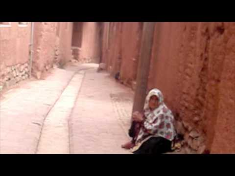 Fortunately Forgotten Villages in Iran: Abyaneh & Kashan