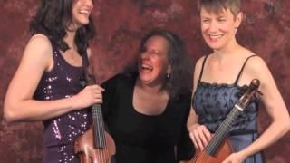 Moderément, Sonata 6, Opus 7 by Joseph Bodin de Boismortier/ Trio Pardessus