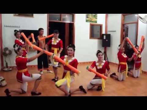 Video Clip - 01 Múa xoè Dân tộc Thái _ Sơn La.