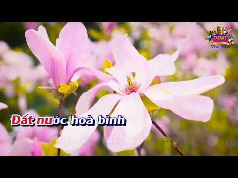 Tình Ca Tây Bắc Karaoke - Song Ca