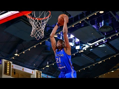 Top 10 Dunks of the 2014-15 NBA D-League Season