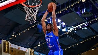 Top 10 Dunks of the 2014-15 NBA D-League Season