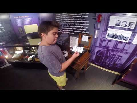 National Cryptologic Museum  (Part 3)