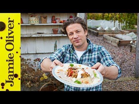 Charred Veg Salad   Jamie Oliver