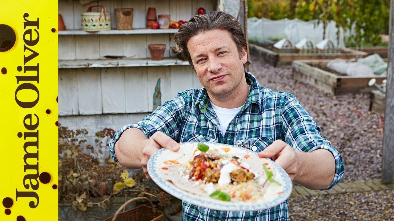 Charred veg salad jamie oliver youtube youtube premium forumfinder Choice Image