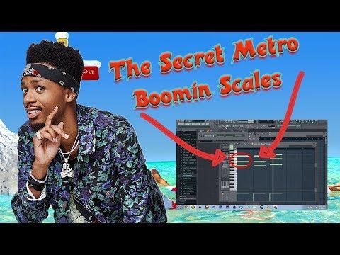THE SECRET METRO BOOMIN SCALES 🌊☔