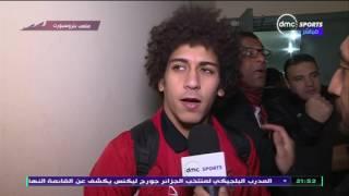 المقصورة - تصريحات محمد نجيب وحسين السيد بعد الفوز على الزمالك بثنائية نظيفة
