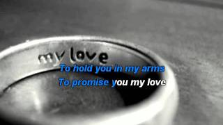 Westlife - My Love Karaoke