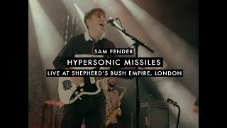 Sam Fender - Hypersonic Missiles (Live from Shepherd's Bush Empire, London, May 7th 2019)