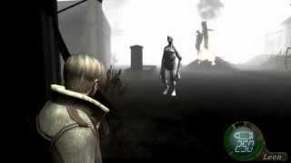 Resident Evil 4 HD - Silent Hill Atmosphere Trailer