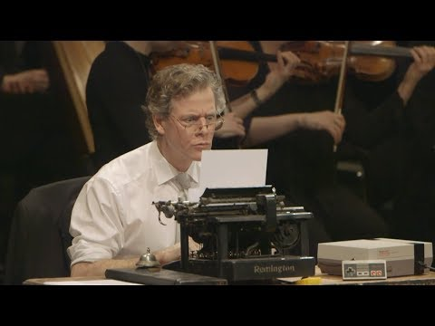 Leroy Anderson: Ritvélin The Typewriter