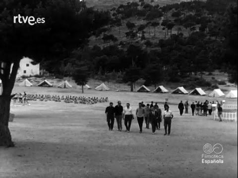 Oje Campamentos De Verano De 1961 I Youtube