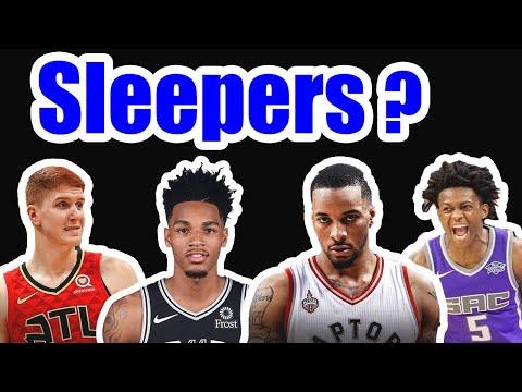 NBA Fantasy Basketball Sleepers 2020 || Underrated Players