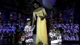 MISS UNIVERSE 1993 Evening Gown