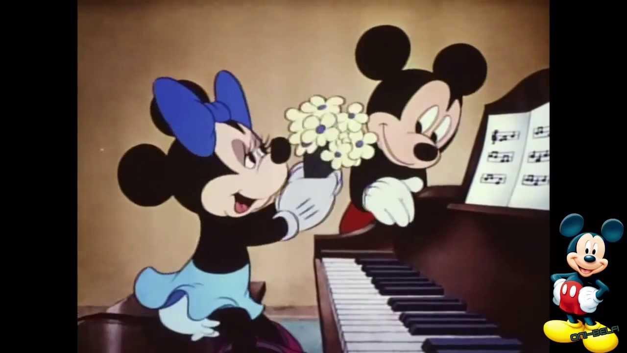 Mickey & Minnie Mouse (Doblaje) - ¡Feliz Cumpleaños! - YouTube