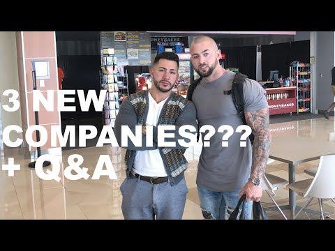 3 New Companies??? + Entrepreneur Q&A