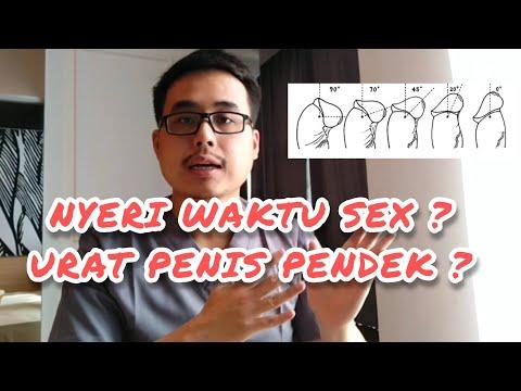 PENYEBAB NYERI SAAT BERHUBUNGAN SEX / SEKS