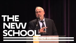 Joseph Stiglitz: The Price of Inequality | The New School