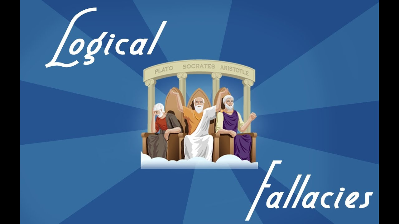 Packard Pokes At Logical Fallacies Anecdotal Youtube