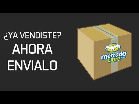 Como ENVIAR Paquetes Vendidos En MERCADOLIBRE - Embalaje, Recolección DHL , Guía DHL