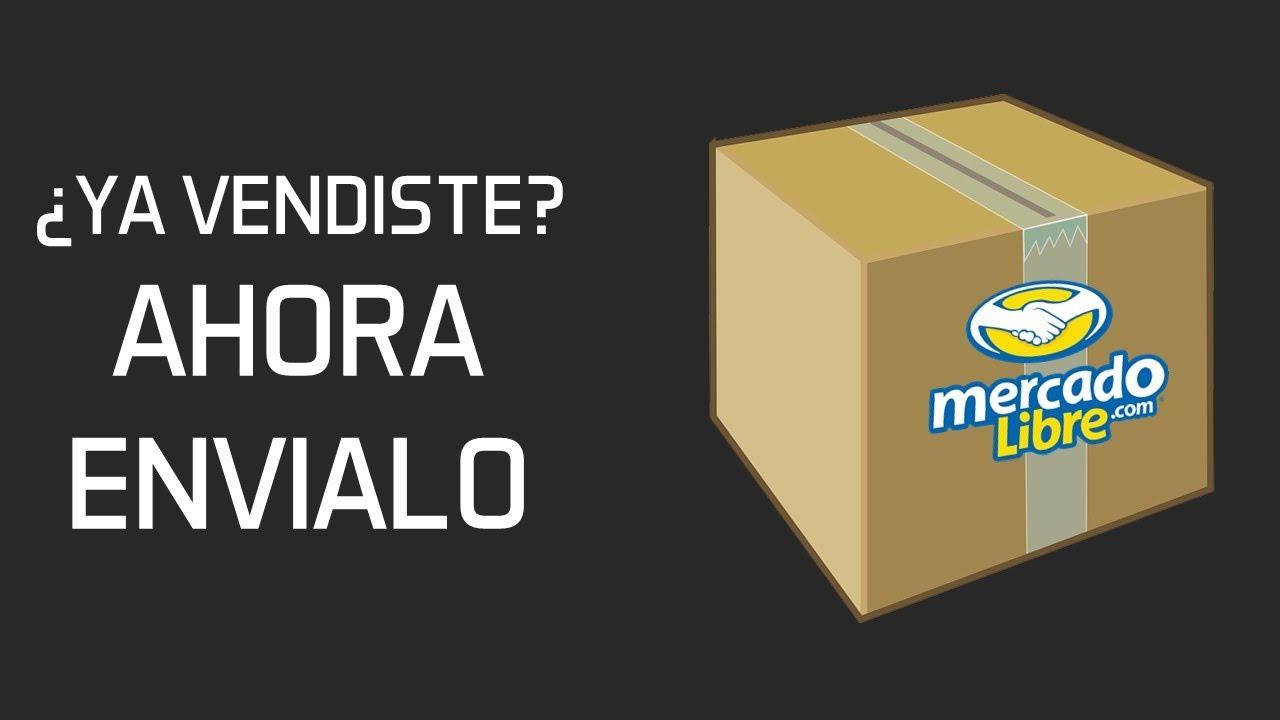 15b0adf60 Como ENVIAR paquetes vendidos en MERCADOLIBRE - Embalaje, Recolección DHL ,  Guía DHL