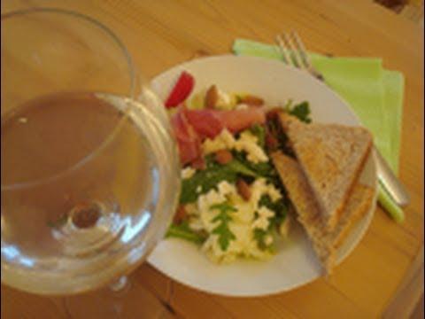 Rukolovy salat