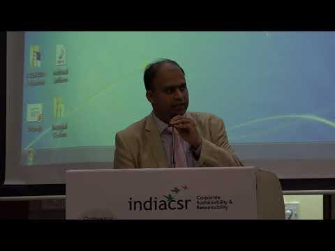 Global Sanitation Summit Pune 2015 : Dr Rana Singh