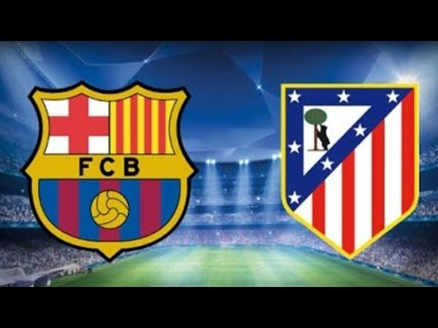 Barcelona vs Atletico Madrid GOALS