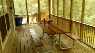 Stephen Foster State Park, Cabin 2