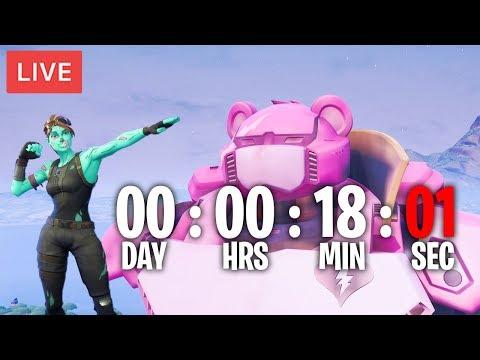 Fortnite ROBOT EVENT LIVE! Fortnite ROBOT vs MONSTER Season 9 Event (Fortnite Battle Royale)