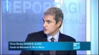 Le Prince Moulay Hicham El Alaoui soutient le mouvement du 20 février et appelle au changement. thumbnail