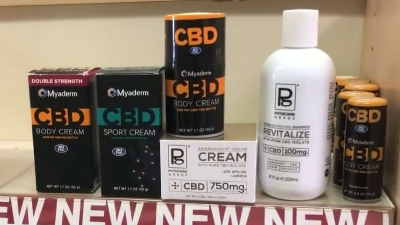 Hidden camera investigation into sale of CBD products