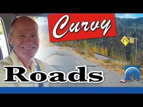 How to Drive on Curvy Roads & Maintain Better Control on the Road