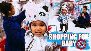 Baby Clothes Shopping for BABY #2