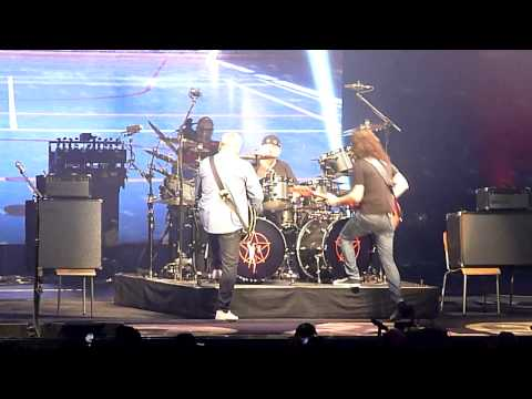 What Your Doing - Working Man - Rush R40 - LA Forum - August 1, 2015