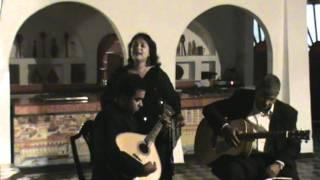 Sonia Shirsat-noite de Fado-hotel cid.Goa-Dona Paula